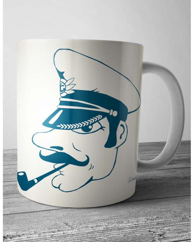Кружка капитана второго ранга!